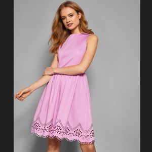 Ted Baker Cottoned On Pipsa Embroidered Dress